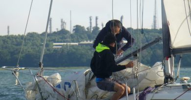 Experience sailing in Southampton