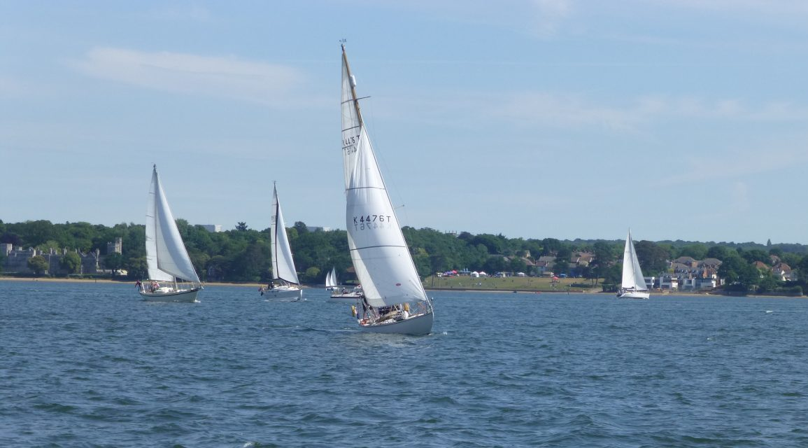 Cruisers compete in June SWSA races